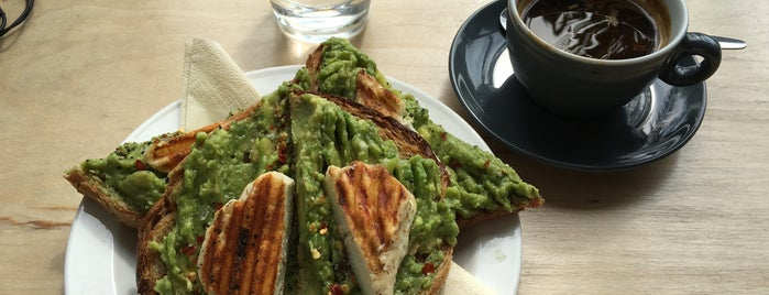 F. Mondays is one of Breakfast/Brunch in London.