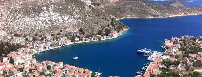 Kastellorizo is one of kas.