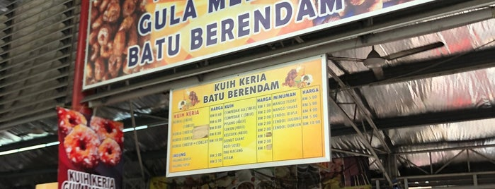 Kuih Keria Gula Melaka is one of Posti salvati di Azaruddin Azral.