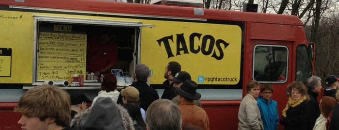 PGH Taco Truck is one of Pittsburgh, PA.