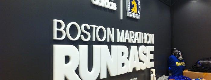 Boston Marathon® RunBase is one of Recreation.