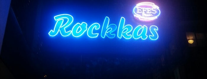 Rockkas is one of izmir içme.