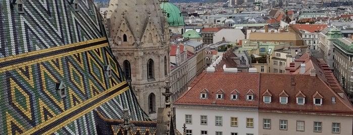 Pummerin is one of Vienna.