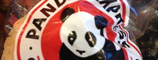 Panda Express is one of Been To.