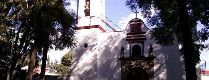 San Juan Tlihuaca is one of #SóloAquí.