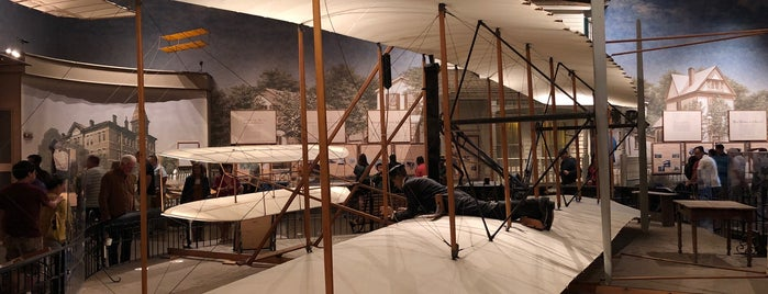 The Wright Brothers is one of D.C. Weekend.