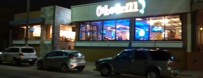 Cabo Grill is one of Gerard 님이 좋아한 장소.