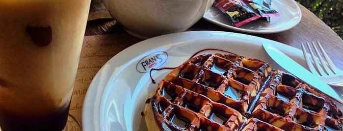 Fran's Café is one of Posti che sono piaciuti a Carolina.