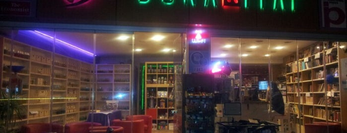 BuraKitap Cafe is one of Kitap&Kafe Köşeleri.