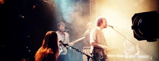 La Flèche d'Or is one of LIVE MUSIC PARIS.
