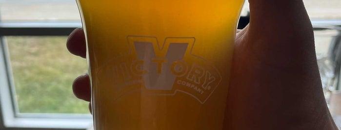Victory Brewing Company is one of Orte, die Bob gefallen.