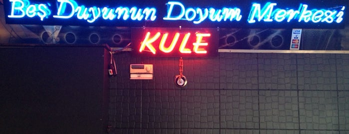 Kule Cafe is one of Balıkesir.