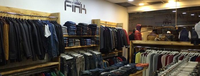 Fink Man Fashion is one of Hasan: сохраненные места.