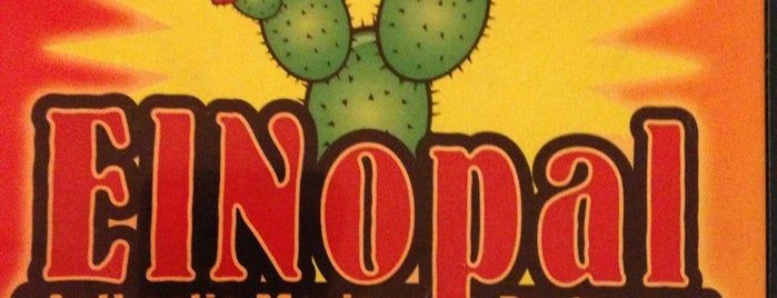 El Nopal is one of Restaurants/Eateries I Recommend.