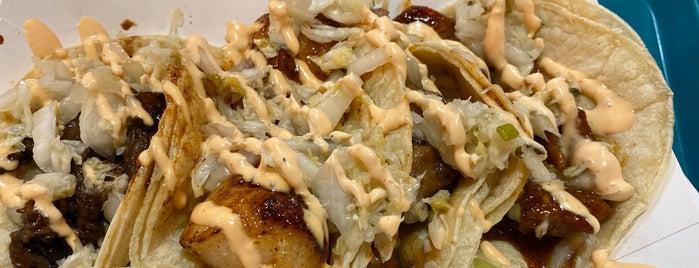 Kalbi Taco Shack is one of Restaurants.