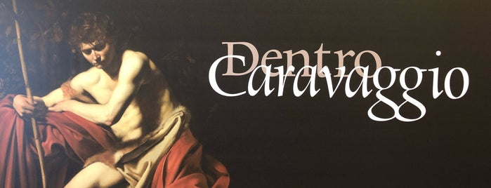 Dentro Caravaggio is one of Devin 님이 좋아한 장소.