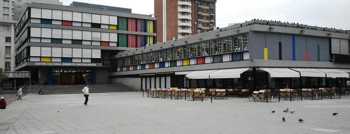 Centro Cultural Roberto Fontanarrosa is one of Rosario.