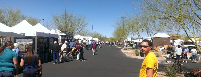 Oro Valley Art Fair is one of Michaelさんのお気に入りスポット.