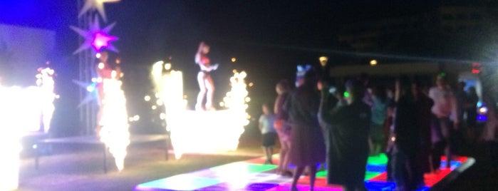 Zeynep Golf Resort Disco is one of All-time favorites in Turkey.