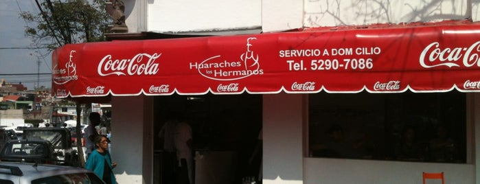 Huaraches Los Hermanos is one of Garnachas Norte DF.