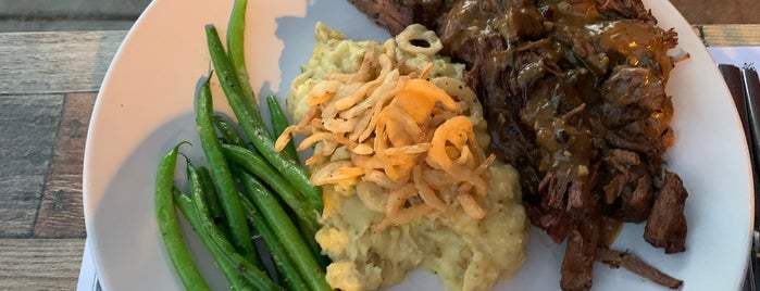 Izzy's Comfort Kitchen is one of CDA/Post Falls places to try.