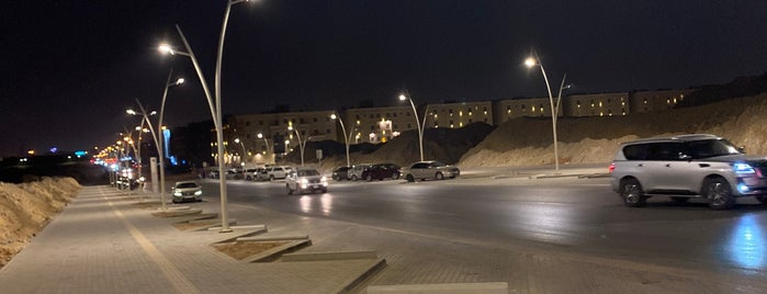 AlRabi Distrect's Walkway is one of Riyadh Walk.