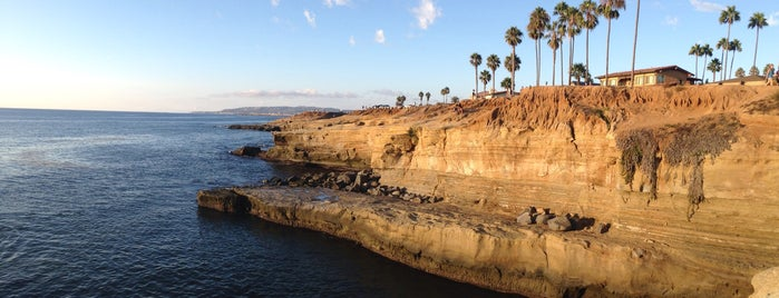 Sunset Cliffs is one of Trips / San Diego.