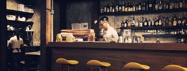 The Curator, Coffee & Cocktails is one of Manila.