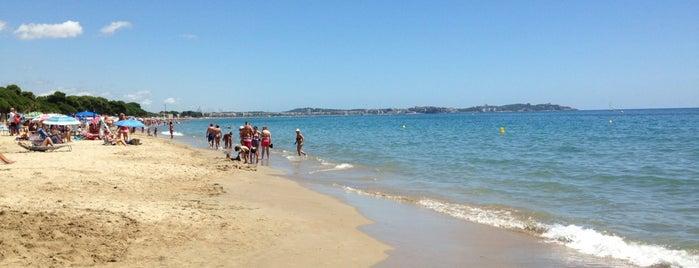 Playa de Vilafortuny is one of Playas de España: Cataluña.