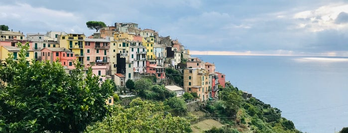 Corniglia is one of My favourite places in Riviera Ligure di Levante.