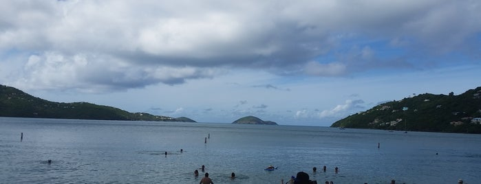 Magens Bay is one of Lugares favoritos de Lovely.