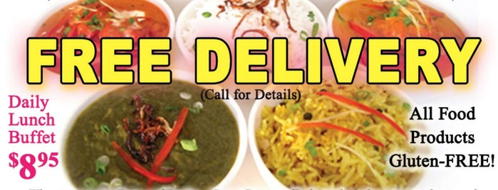Great Cuisine of India is one of Olympia Vegan Spots.