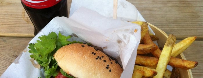 Shiso Burger is one of Berlin's Best Burgers - 2013.