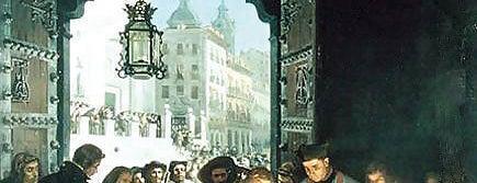 La conspiración contra el Conde de Villamediana is one of Crónica Negra.