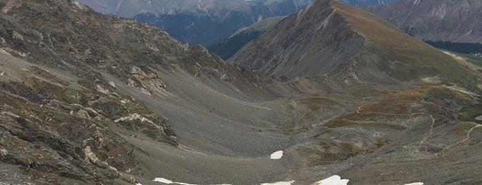 Torrey's Peak is one of 14ers.