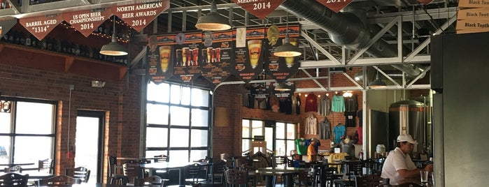Black Tooth Brewing Company is one of CraftBeer.com's Best Craft Beer Bar in Every State.