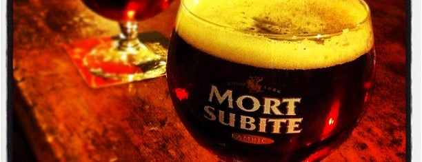 À la Mort Subite is one of Beer Map.