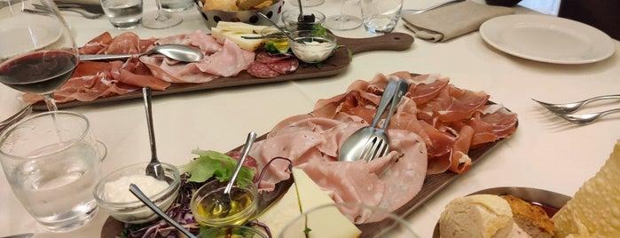 Trattoria Nonna Gigia is one of Eat@Bologna.