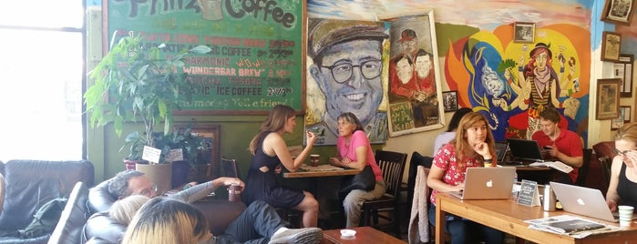 Philz Coffee is one of Carrie's Caffeine Adventures.