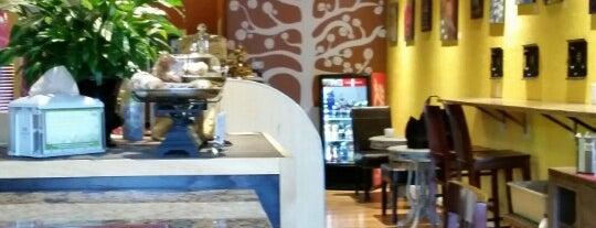 Tisan Coffee Express is one of Boston Caffeine Adventures.