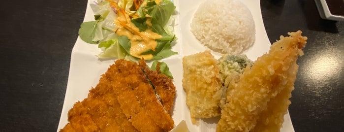 Aji Ichi Japanese Restaurant is one of Favorite.
