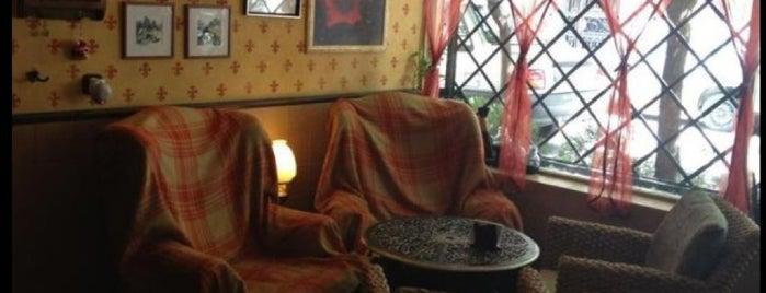 Okhra Café | کافه اُخرا is one of สถานที่ที่บันทึกไว้ของ Nora.