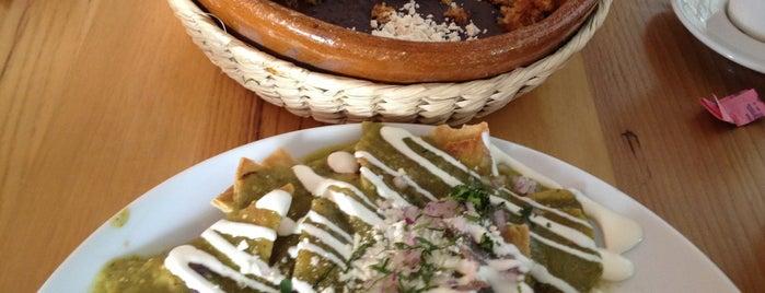 Dulcinea is one of Mexico City.