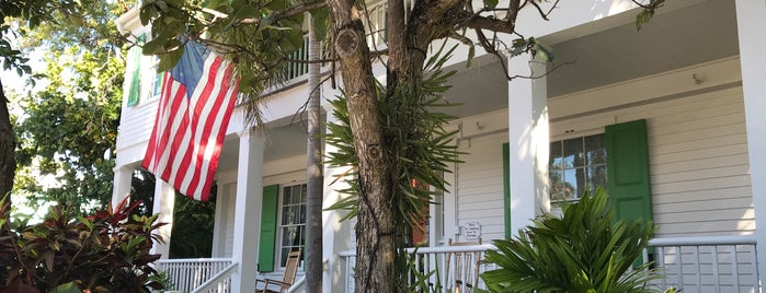 Audubon House And Gardens is one of USA Key West.