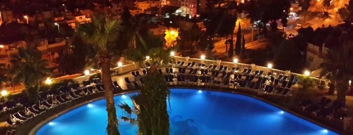 Palmin Hotel is one of Locais salvos de Vslt.