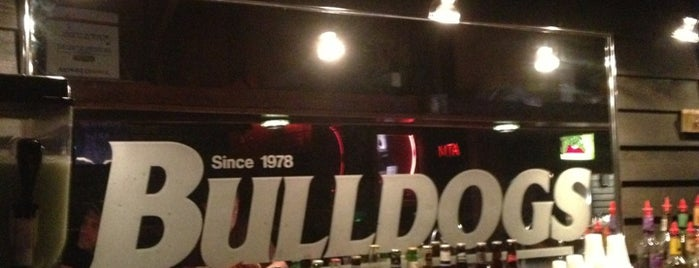 Bulldogs Bar is one of Gay Places.