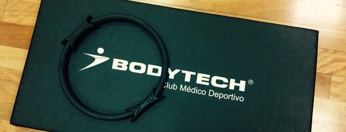 Bodytech is one of Orte, die Viktor gefallen.