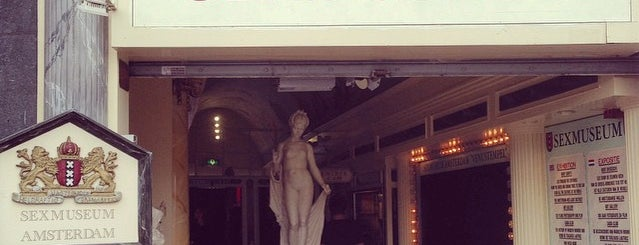 Музей секса is one of Visiting Amsterdam.