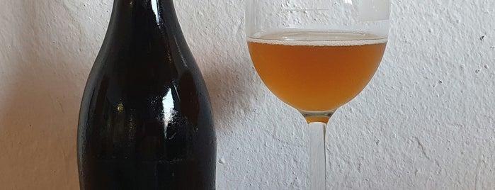 Nao Cerveza de Lanzarote is one of Kanáry.