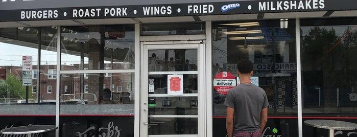 Frank's Steaks & Burgers is one of Philadelphia Food & Drink.